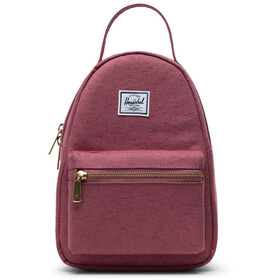 Herschel Nova Mini Backpack 9l deco rose slub